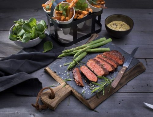 VEGAN STEAKS FLY OFF THE SHELVES IN TESCO
