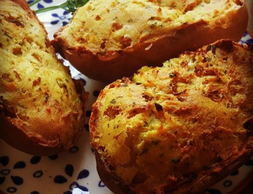 CAULIFLOWER CHEEZE STUFFED JACKETS