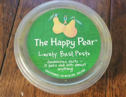 THE HAPPY PEAR VEGAN PESTO